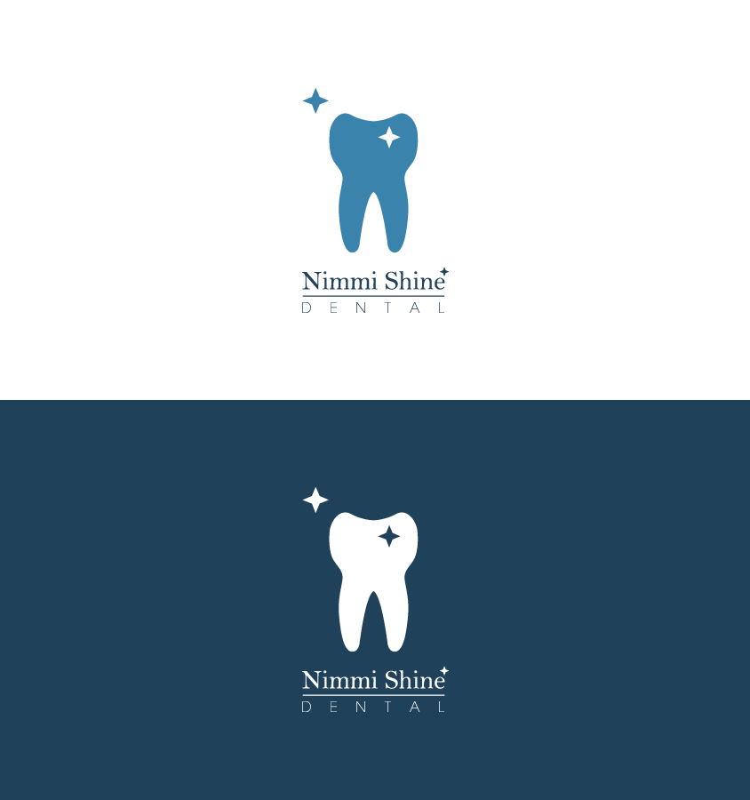 Dentist Logo Design | Orange County Logo and Branding | Spark Creative