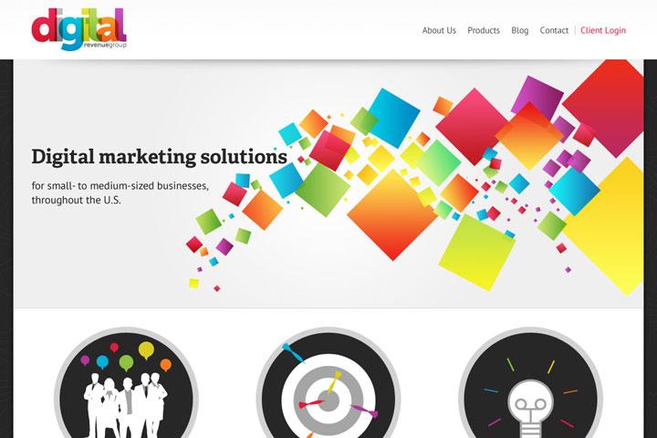 DRG Temecula, Web Design