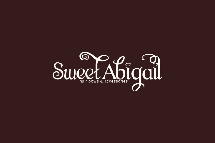 Sweet Abigail Hand-Drawn Logo