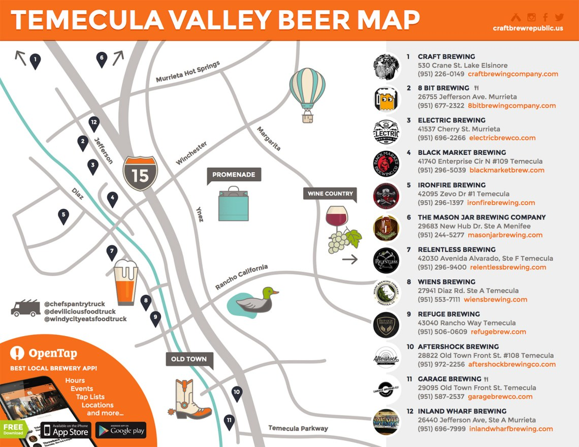 craft beer temecula