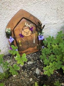 the secret Fairy door