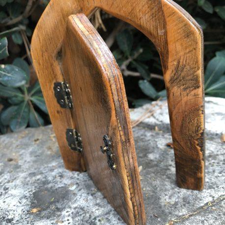Fairy Door (antiqued hardware)
