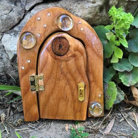 Starry Fairy Door