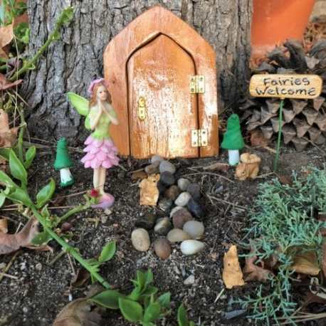 Fairy Garden Kit for Outside by Sprouted Dreams (4)