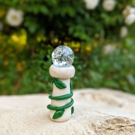 The Cottage Miniature Gazing Ball