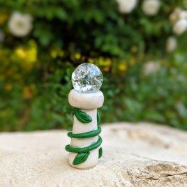The Cottage Miniature Gazing Ball