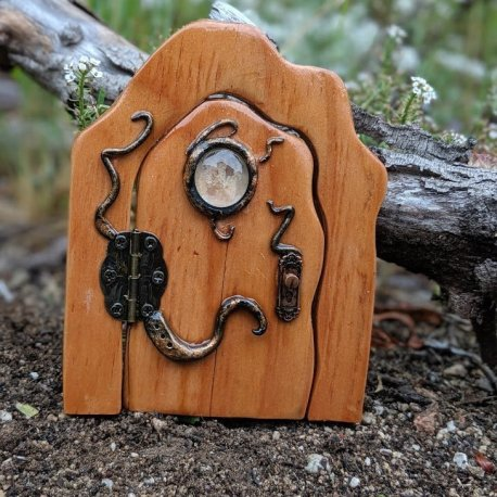 Dazzling Door Handmade by Sprouted Dreams2