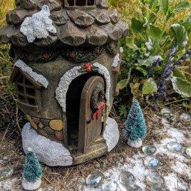 Fairy Garden Christmas Kit