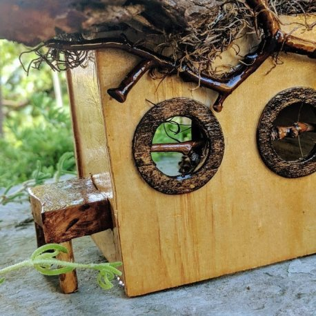 Timbertop Cottage handmade by Sprouted Dreams5