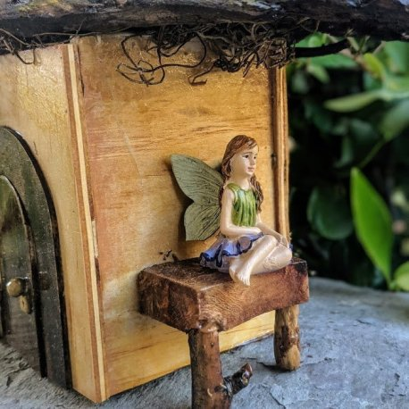 Timbertop Cottage handmade by Sprouted Dreams7