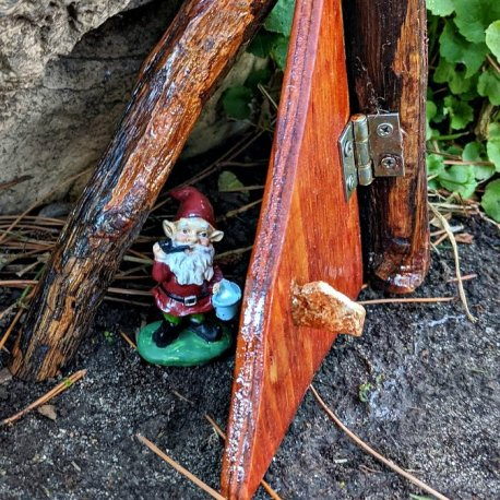Firey Gnome Door9