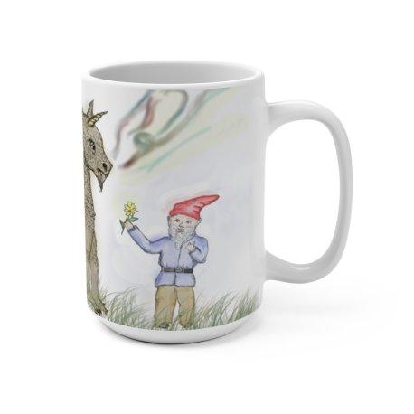 Gnome and Dragon