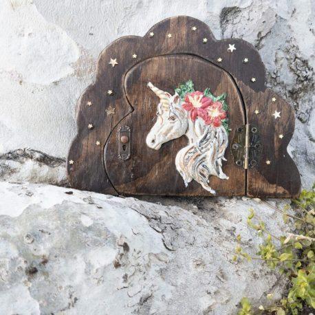 Dreamland Unicorn Door4