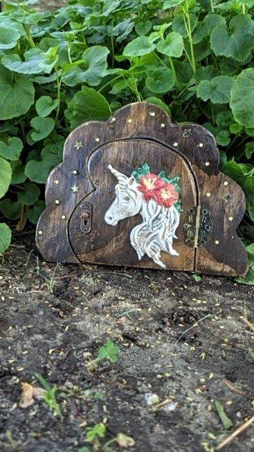 Dreamland Unicorn Door9