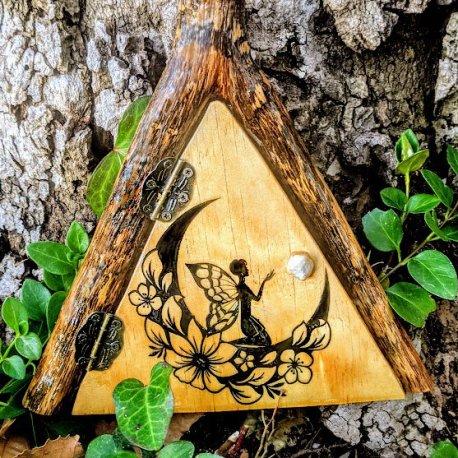 Fairy Moon Tree Door alt
