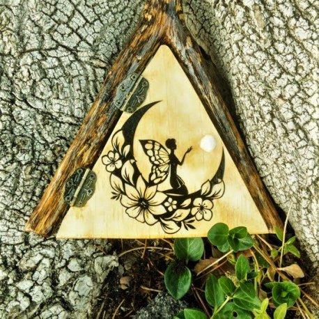 Fairy Moon Tree Door2