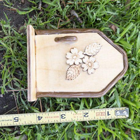Timber Petals Pixie Door (1)