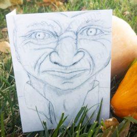 Goblin Troll Card