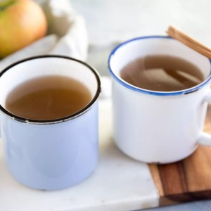 Cinnamon Apple Cider Gut Tonic for Weight Loss, Digestion & Immunity
