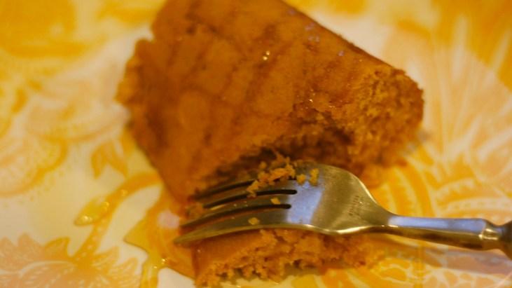Corn Bread (gluten free and vegan)