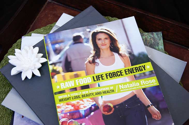 """Raw Food Life Force Energy"""