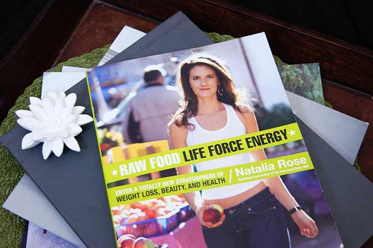 """Raw Food Life Force Energy"""