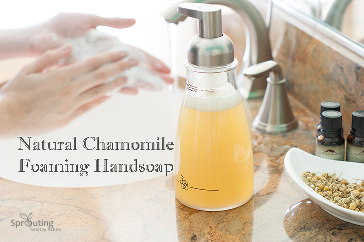 natural foaming handsoap