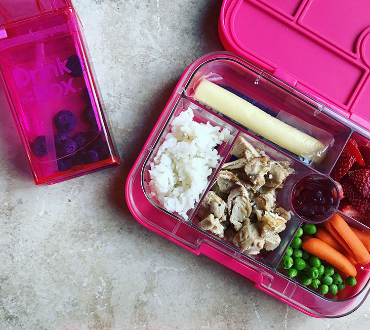 Healthy school lunch ideas-Back to school