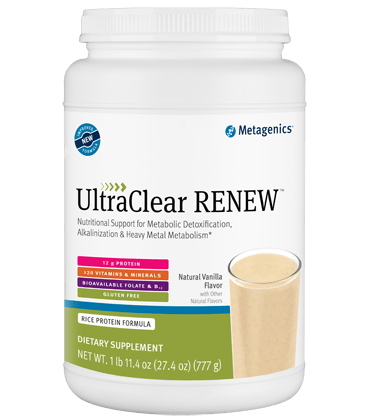 Product Focus: UltraClear Renew by Metagenics