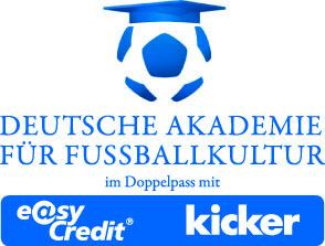 Logo der deutschen Akademie für Fußball-Kultur