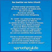 Das Gewitter von Heinz Erhardt