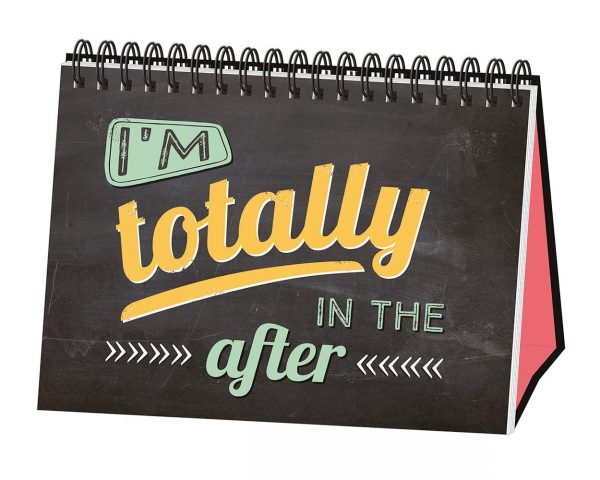 I´m totally in the after!