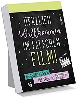 Herzlich Willkommen im falschen Film!