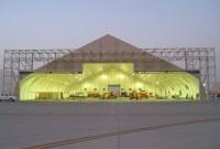 Aircraft Hangar Doors - Sprung Structures