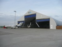 Aircraft Hangar Doors