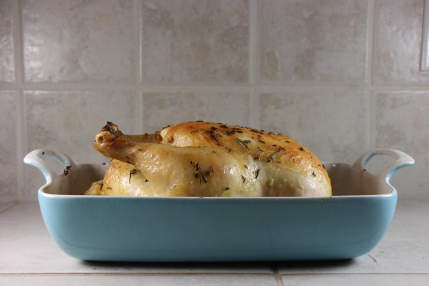 Alice Waters' Roast Chicken