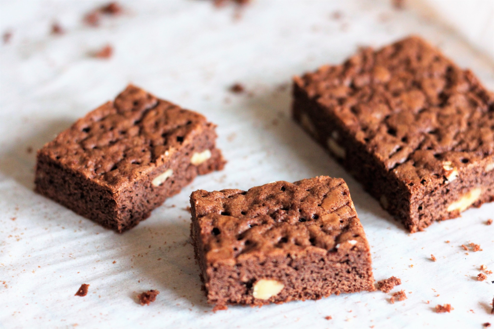Cocomalt Brownies