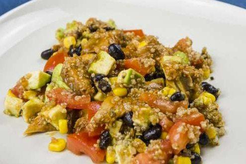 South American Jar Salad