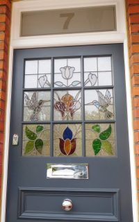Stained Glass - SPS Timber Windows