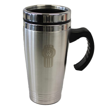 kenworth stainless steel coffee