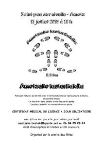 affiche course A4 2015