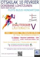 affiche IHAUTERIKO LASTERKETA 2018