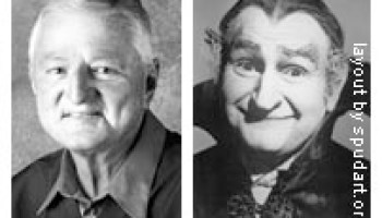 Hawk Harrelson And Grandpa Munster Separated At Birth Spudart