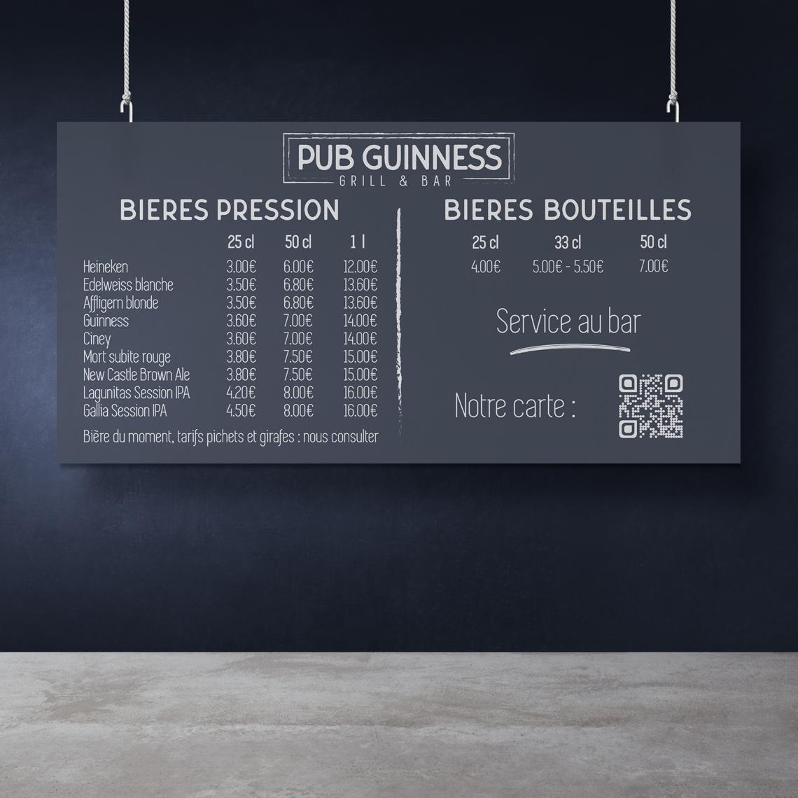 panneau-tarifaire-bar-pub-guinness