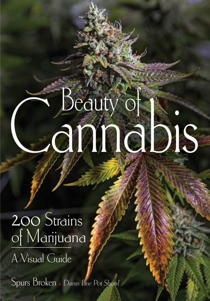 Beauty of Cannabis - Signed Copy
