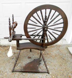 Scandinavian wheel that Donna describes