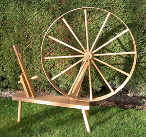 Great wheel built by David Bryant