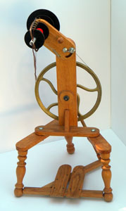 "C. Norman Hicks' ""Debbi"" wheel"