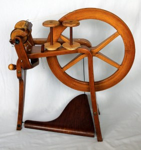 Herring spinning wheel
