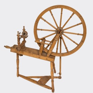Gylland spinning wheel Style #1.